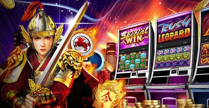 Slot Game Online OSG777