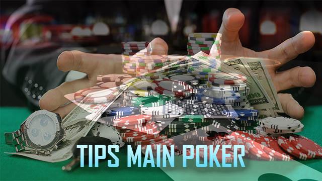 Cara Cermat Main Poker Online