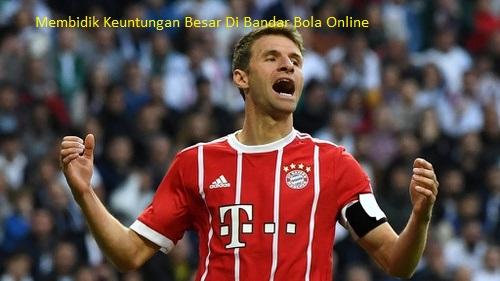 Membidik Keuntungan Besar Di Bandar Bola Online