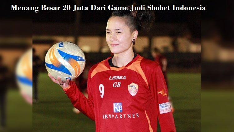 Menang Besar 20 Juta Dari Game Judi Sbobet Indonesia