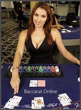 Cara Main Live Bakarat Kasino Online