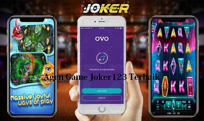 Agen Game Joker123 Terbaik